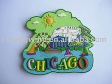 2011 Promotional Soft PVC Fridge Magnets