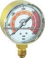 Yjb-r-03 manómetro diferencial calibre pm tipos wika manómetro