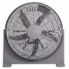 Home Appliances 2014 new model elegant design long lifetime hot sell 20 inch Box fan KT50-1