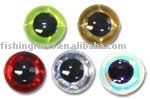 3D lure eye for soft fishing lure
