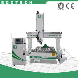 RC1325RH-ATC 4 Axis Woodworking CNC Router