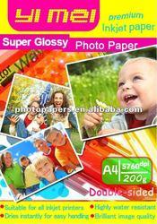 High Premium Glossy Photo Paper