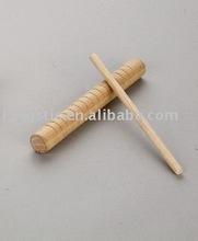 Guiro para américa latinainstrumento musical/woody/lijada sin púas/20cm/mi006