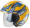 fashionable dot open face helmet for motorcycle (HD-50K)