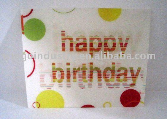 3d tarjetas de cumpleaños--- jugar juegos