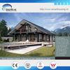 European standard luxury prefab steel villa