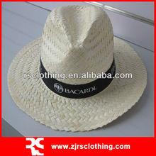 Promotional Straw Hat Summer Straw Hat Cowboy Straw Hat
