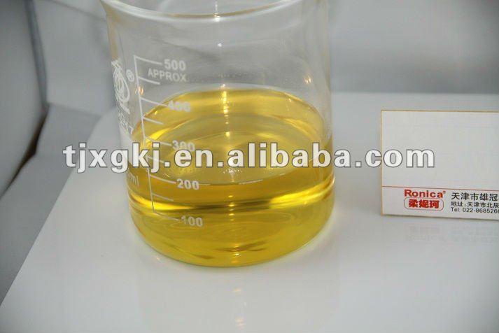 la viscosidad del aceite agente reductor para el petróleo crudo