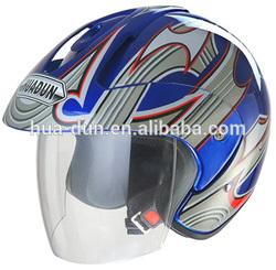 HuaDun used dot open face helmet for motorcycle (HD-50K)