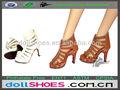 La moda de la pu de roma bjd zapatos romanos, baby doll sandalia