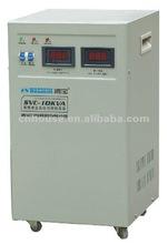 Three Phase full power automatic voltage intelligent stabilizer (SVC-e 10KVA)