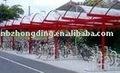 waterproof polycarbonate sheet carport