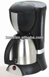 2.1L Drip Coffee maker rated at 900 watts