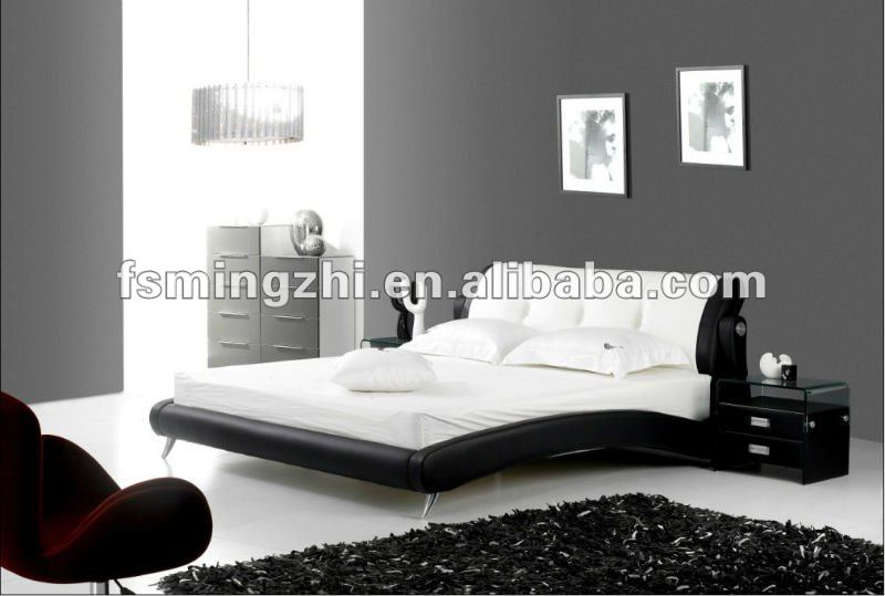 cheap king size bedroom sets leather bed1003 view cheap king size