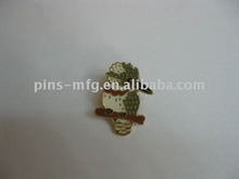 Soft enamel/New enamel/Printing Metal lapel pin