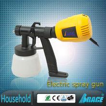350W powerful electric spray gun, renovator electric paint gun,paint spray gun