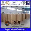 Clear Industrial bopp tape jumbo roll