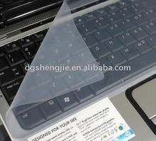 Transparent custom laptop keyboard protector
