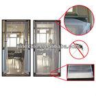 DIY magnetic door mesh widow curtain net screen to mosquito stop