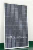 20V 250W poly solar panel PV modules