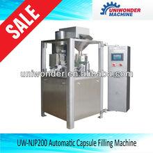 2014 well appraised capsule filler(UW-NJP-200)