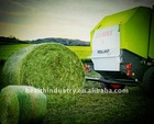 edge to edge cover silage bale netting
