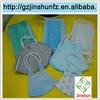 3 Ply disposable nonwoven face mask Jinshun factory in guangzhou Canton Fair