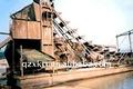 60cbm/h cubo de oro draga de minería