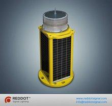 5nm self-contained solar powered marine lantern/buoy light