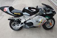 49cc mini bike pocket bike (white)