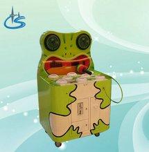 Beat Frog amusement arcade lottery hammer game machine