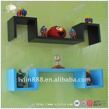 Cube Wall cabinet/Floating wall bookshelves/Cube wooden shelf