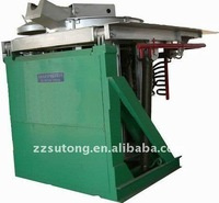 Medium Frequency Induction Electric Smelter with large capacity