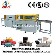 Auto High speed heat sealing and shrinking Machine
