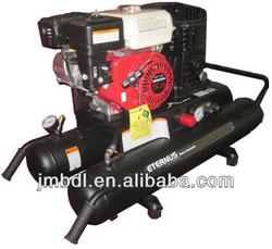 Air Compressor powered by HONDA