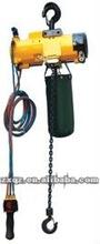500Kg New-style Pneumatic Air chain Hoist