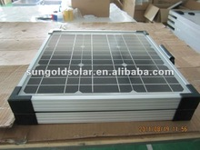 foldable solar panel price with bosch cell 120W 2x60w