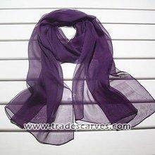 2013 New Designs Ladies georgette womens neckerchief