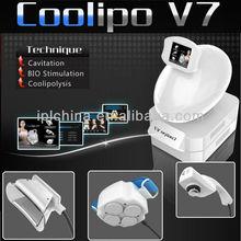 2012 Cryolipolysis V7 for Body Contouring & CE