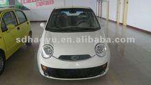 4 seats smart electric car eOne-02 60V/4KW/5KW L7e EEC homologation electric passenger car