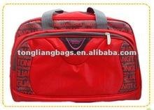 Fashion new design Nylon sport/duffle bags shoulder travel bag