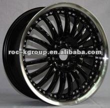 High quality replica chrome car alloy wheels 17x7.0