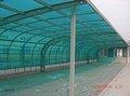 fabricant de feuille de polycarbonate pc couvert utilisé tôles de toiture