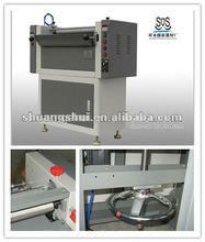 "CE latest 20"" single-side hot melt glue machine"
