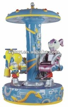 2012 new electric merry-go-round with CE approved