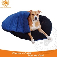 My Pet VP-B0911 Luxury Sleeping Folding Dog Bed