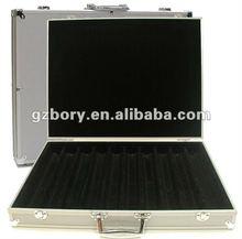 heavy duty 1000 Chip Aluminum Poker Chip Case -new!aluminum poker chip case