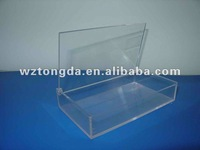 Cube Durable hard plastic packaging box(non-toxic)(WZ5502)