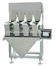 2012 4-head Linear Weigher HT-W4