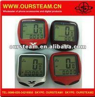 OEM Wireless Bicycle Speedometer 368C Speed Meter in stock